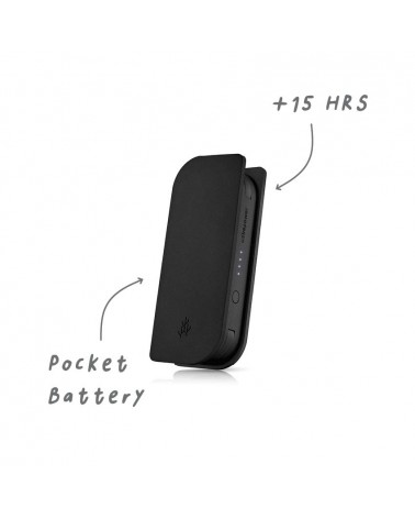 HIGH CAPACITY WIRELESS POWER BANK WITH ONE USB-A